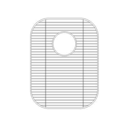 17.38 x 1 Sink Grid
