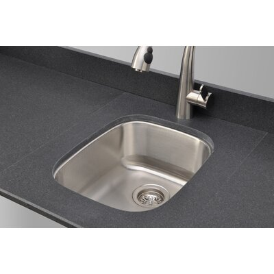 Craftsmen Series 15.25 x 19 Bar Sink