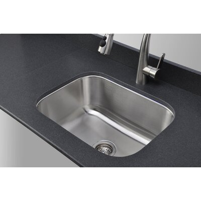 Craftsmen Series 23 x 17.75 Kitchen Sink