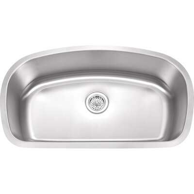 Speciality Series 32.5 x 18.63 Grand Single Bowl Kitchen Sink