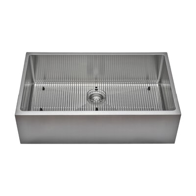 Chefs Series 33 x 19 Apron Farm Kitchen Sink