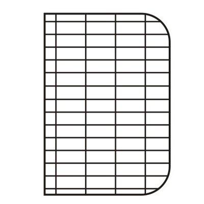 10.38 x 1 Sink Grid
