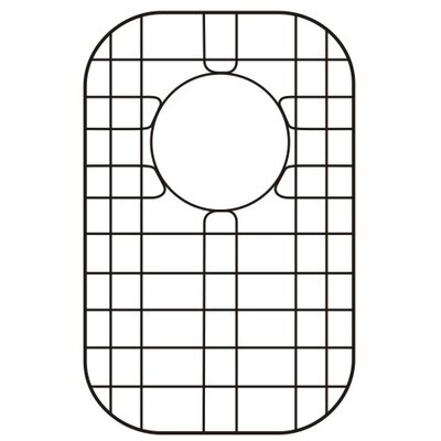 13.88 x 1 Sink Grid