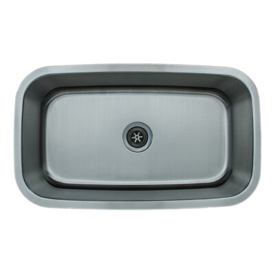 Craftsmen Series 31.5 x 18.5 Kitchen Sink