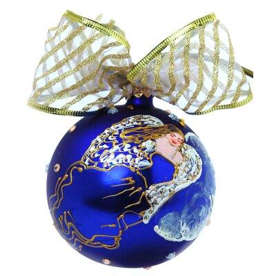 Sleeping Angel Ornament