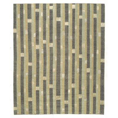 Designers Reserve Green/Beige Area Rug Rug Size: 3 x 5