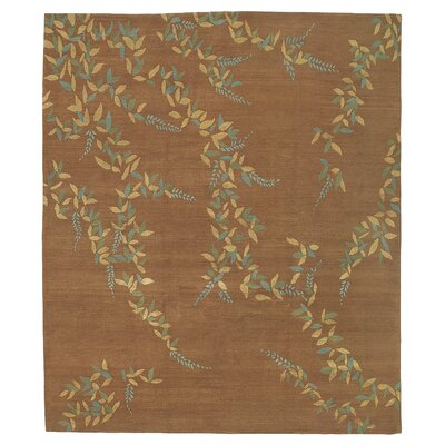 Arts And Crafts Area Rug Rug Size: 6 x 9