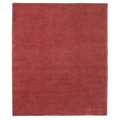 Designers Reserve Red Area Rug Rug Size: 3 x 5