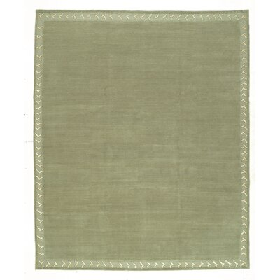 Designers Reserve Green Area Rug Rug Size: 3 x 5