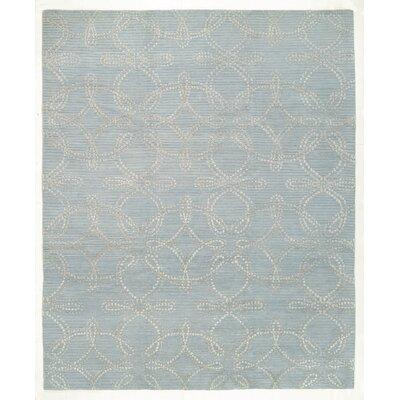 Designers Reserve Blue Area Rug Rug Size: 3 x 5