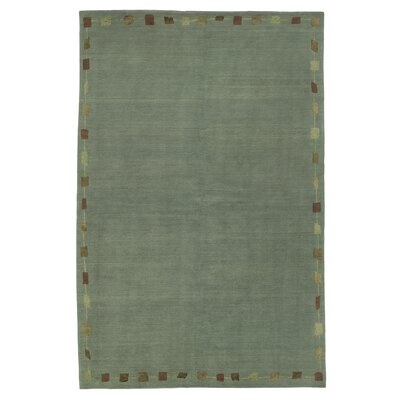 Core Green Rug Rug Size: 3 x 5
