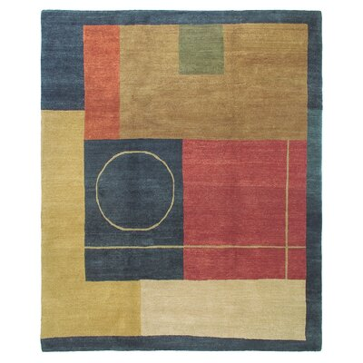 Arts And Crafts Area Rug Rug Size: 3 x 5