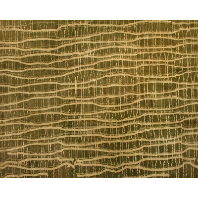 Designers Reserve Yellow/Green Area Rug Rug Size: 3 x 5