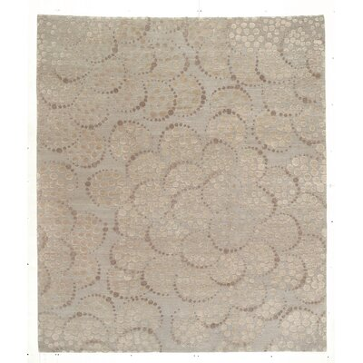 Designers Reserve Gray Area Rug Rug Size: 3 x 5