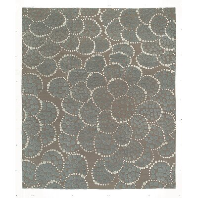 Designers Reserve Grey Area Rug Rug Size: 3 x 5