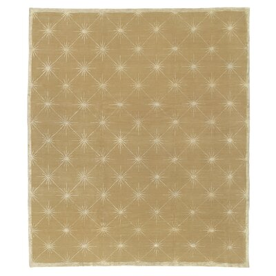 Designers Reserve Brown/White Area Rug Rug Size: 3 x 5