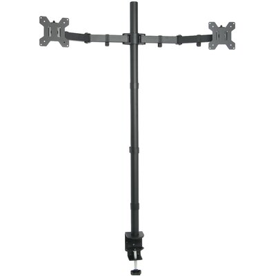 Dual Height Adjustable Stand Monitor Mount