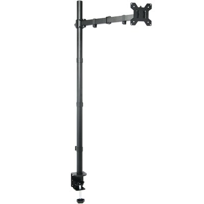 Single Height Adjustable Stand Monitor Mount