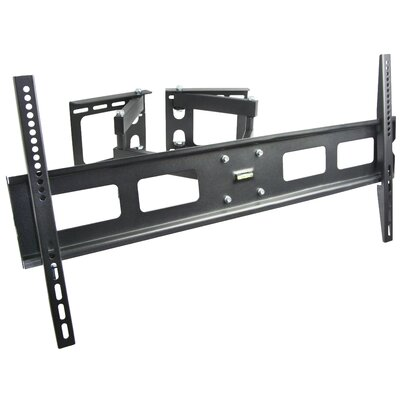 Full Motion Articulating Fixed Corner Mount for 37 - 63 Flat Panel Screens