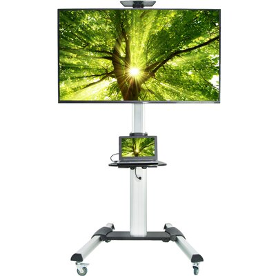 Heavy Duty TV Fixed Floor Stand Mount 37 - 70 for LCD TV