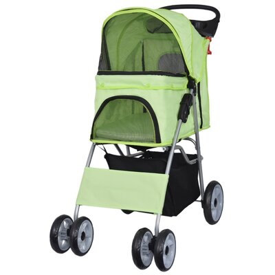 Foldable Carrier Pet Stroller
