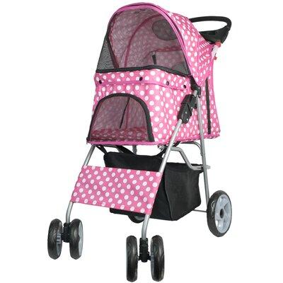 Foldable Carrier Pet Stroller