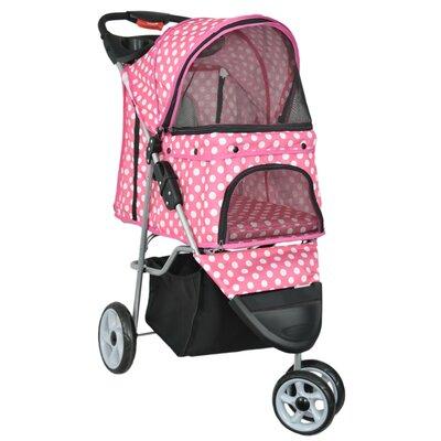 3 Wheel Standard Pet Stroller