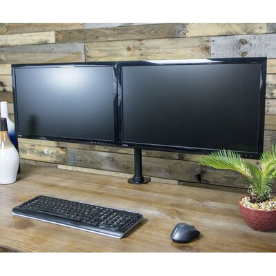 Dual Monitor 27 Array Desk Mount