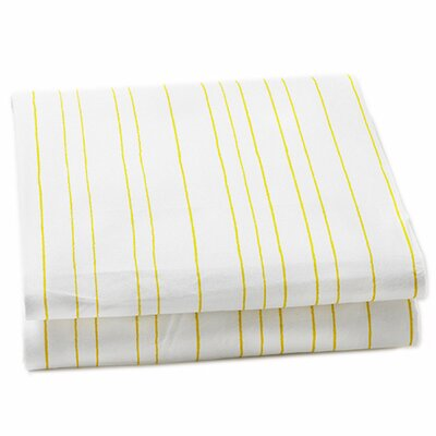 Rabbit Patch 200 Thread Count Fitted Sheet