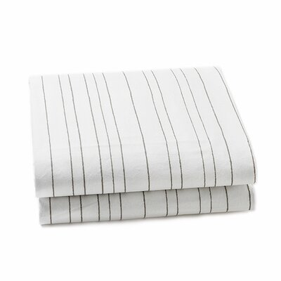 Robot March 200 Thread Count 100% Cotton Fitted Sheet