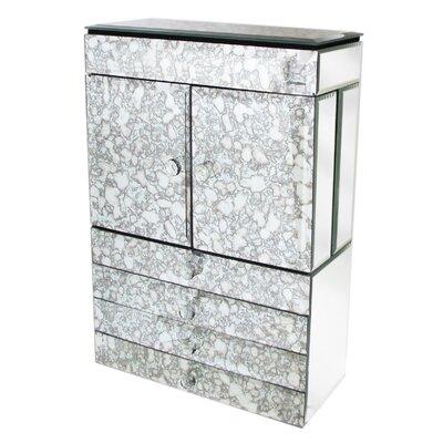 Marble Look Jewelry Box