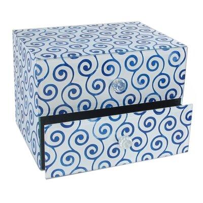 Swirl Jewelry Box