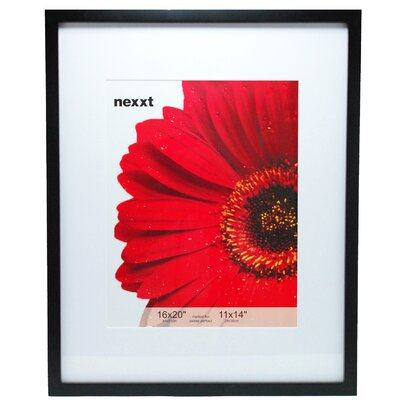 Gallery Picture Frame Color: Black PN00257-0FF