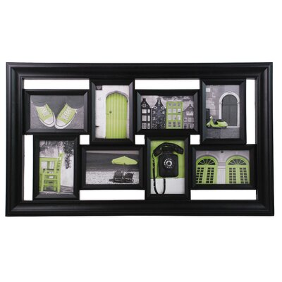 Montage 8 Piece Picture Frame Set