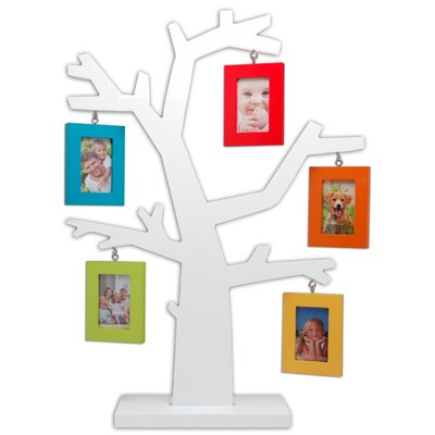 Tree 6 Piece Picture Frame Set