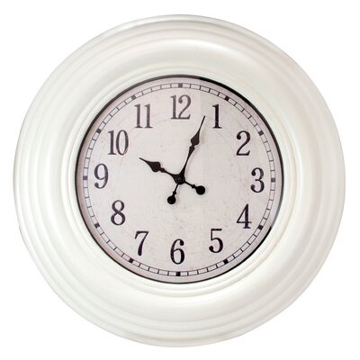 "Kiera Grace Oversized 28"" Wall Clock HO87499-3INT"