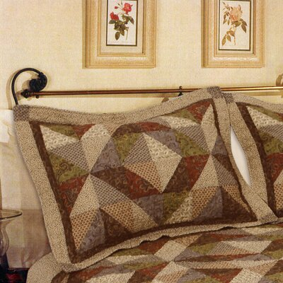 Country Cottage Sham