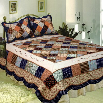 Calveston Quilt Size: Full/Queen
