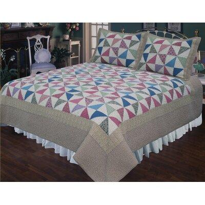 Playful Pinwheel Quilt Collection