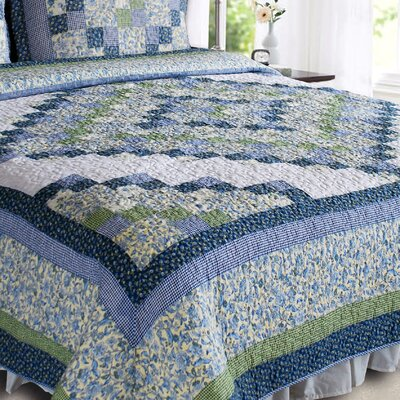 Ridge Valley Cotton Throw