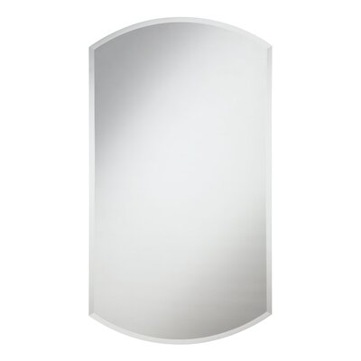 Kassidy Horizontal/Vertical Clear Frame Wall Mirror LNTS3552 41387433
