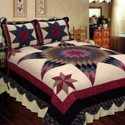 Prairie Star 100% Cotton Throw
