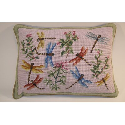 Dragonfly Wool Breakfast Pillow
