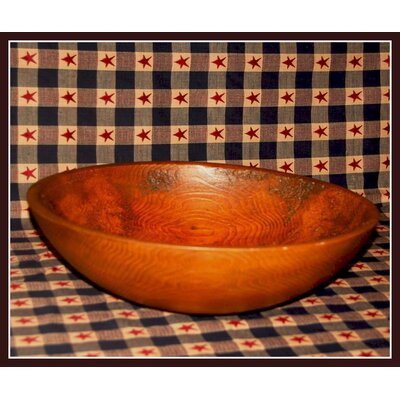 Round Dough Decorative Bowl