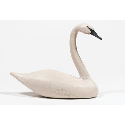 Carolina Swan Figurine