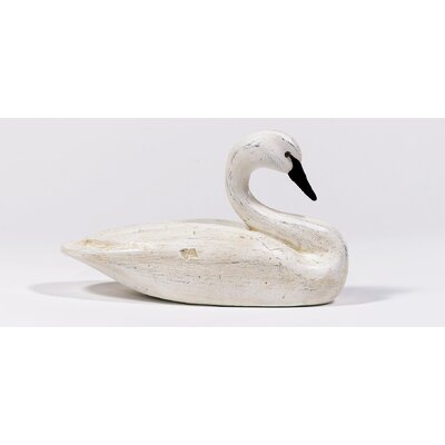 New Bern Swan Figurine Finish: Provincial
