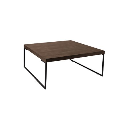 Frederik Coffee Table Top Finish: Walnut