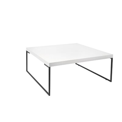 Frederik Coffee Table Top Finish: White Lacquer