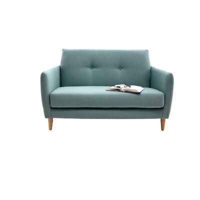 Torvi Loveseat Upholstery: Jade