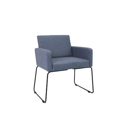 Jolena Arm Chair (Set of 2) Upholstery: Whale